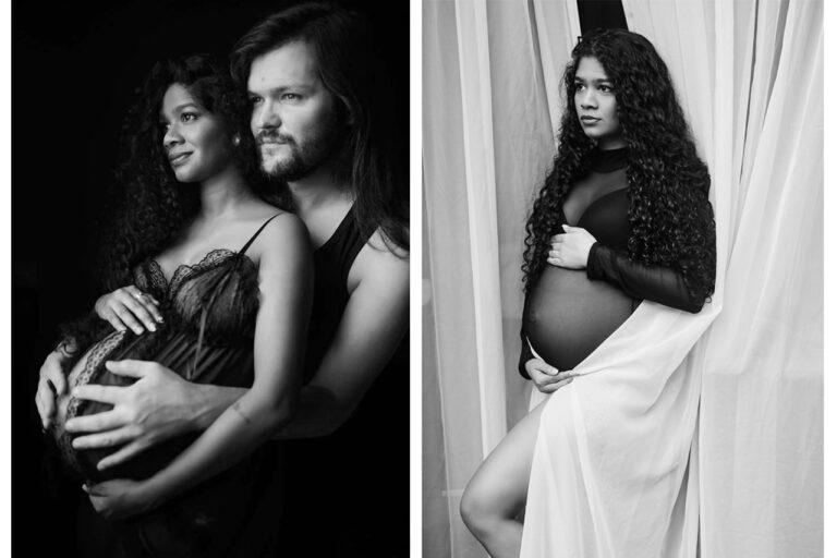 pregnancy photoshoot Mauritius